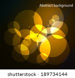 abstract background  | Shutterstock .eps vector #189734144