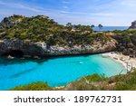 Beautiful Beach Bay Turquoise...