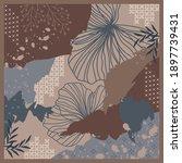 elegant abstract pattern for... | Shutterstock .eps vector #1897739431
