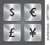 metal icons design   dollar ...