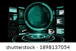 futuristic user interface...