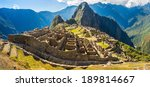 Panorama Of Mysterious City  ...