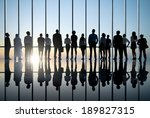 group of business people | Shutterstock . vector #189827315