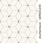 vector seamless pattern. modern ...   Shutterstock .eps vector #189831245