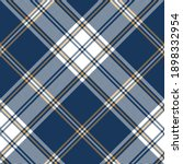 large plaid pattern in blue ...   Shutterstock .eps vector #1898332954