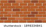 Cartoon Brick Wall Texture...