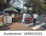 Kolkata  01 09 2021  Encroached ...