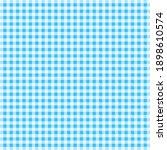 blue fabric pattern texture  ... | Shutterstock .eps vector #1898610574