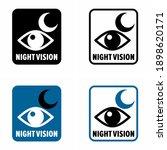 """night vision"" low light...   Shutterstock .eps vector #1898620171"