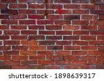 Red Brick Wall  Brick Pattern ...
