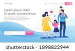 flat concept isometric...   Shutterstock .eps vector #1898822944