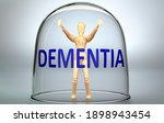 Dementia Can Separate A Person...