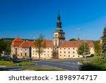 Baroque Cistercian Plasy...