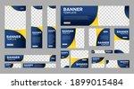 abstract banner design web... | Shutterstock .eps vector #1899015484