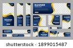 abstract banner design web... | Shutterstock .eps vector #1899015487