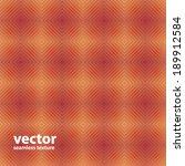 vector seamless retro style...   Shutterstock .eps vector #189912584