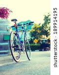 bicycle with retro filter | Shutterstock . vector #189914195