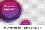 social media event cover... | Shutterstock .eps vector #1899193114