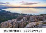 View Of The Sea Of Galilee From ...
