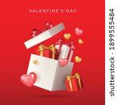 valentine's day design....   Shutterstock .eps vector #1899555484