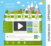 eco green energy nature website ...