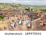View Of The Rooftops Of The...