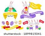 easter vector illustration for...   Shutterstock .eps vector #1899815041