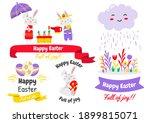 easter vector illustration for... | Shutterstock .eps vector #1899815071