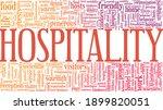 Hospitality Vector Illustration ...