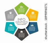 infographic design template...   Shutterstock .eps vector #1899896071