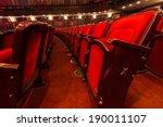 An Old Theater Auditorium ...