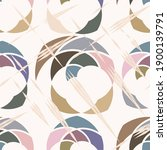 abstract seamless pattern of...   Shutterstock .eps vector #1900139791