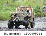 Jeep Of Merapi Lava Tour...