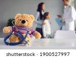 Cute Soft Teddy Bear Doctor...