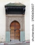 Fes  Morocco  Africa   October...
