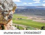 View Of Montagu Springs Valley...