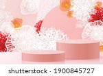 3d background products with...   Shutterstock .eps vector #1900845727