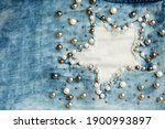 Jeans Background Clothing....