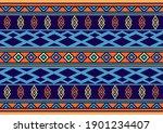 african wax print fabric ... | Shutterstock .eps vector #1901234407