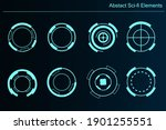 circle elements for data...