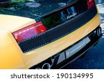 Постер, плакат: Lamborghini Gallardo 560 4 test