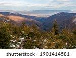 Autumn Mountain Landscape In...