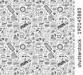 programming   computers  ... | Shutterstock .eps vector #190145885