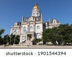 The Vigo County Court House  In ...