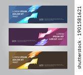 vector abstract design... | Shutterstock .eps vector #1901581621