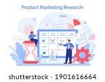 market research concept....   Shutterstock .eps vector #1901616664