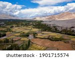 View From Thikse Gompa Or...