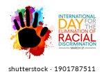 international day for the... | Shutterstock .eps vector #1901787511