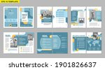 brochure creative design.... | Shutterstock .eps vector #1901826637