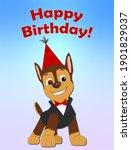 Happy Birthday From Paw Patrol...